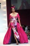 Desfile de moda Foto de Stock Royalty Free