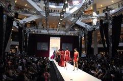 Desfile de moda Foto de Stock