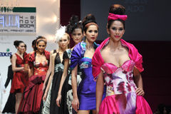 Desfile de moda Fotos de Stock