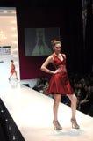 Desfile de moda Imagem de Stock Royalty Free