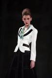 Desfile de moda Foto de archivo libre de regalías