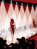 Desfile de moda Imagen de archivo