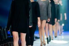 Desfile de moda Imagenes de archivo