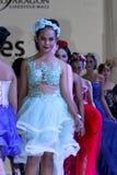 Desfile de moda fotos de archivo libres de regalías