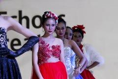 Desfile de moda Foto de archivo