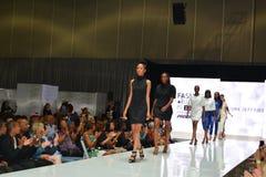 Desfile de moda BET Free Experience de Macy Fotos de archivo libres de regalías