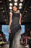 Desfile de moda da herança de Halston Imagens de Stock Royalty Free