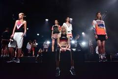 Desfile de moda de la nación del PE Imagenes de archivo