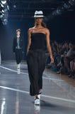 Desfile de moda de Y-3 New York Foto de Stock Royalty Free