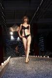 Desfile de moda em Varsóvia Imagens de Stock