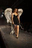 Desfile de moda en Varsovia foto de archivo libre de regalías