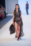 Desfile de moda Estambul Imagenes de archivo