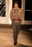Desfile de moda 2019 de Joseph Abboud Mens Fall como parte del New York Fashion Week foto de archivo
