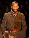 Desfile de moda 2019 de Joseph Abboud Mens Fall como parte del New York Fashion Week fotos de archivo