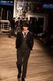 Desfile de moda 2019 de Joseph Abboud Mens Fall como parte del New York Fashion Week imágenes de archivo libres de regalías