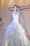 Desfile de moda por Keith Kee Imagem de Stock Royalty Free