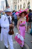 Desfile 2017 de Pascua Foto de archivo libre de regalías