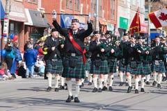 Desfile de Pascua en Toronto Imagen de archivo libre de regalías