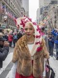 Desfile de Pascua y festival 2018 del capo imagen de archivo libre de regalías