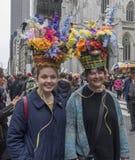 Desfile de Pascua y festival 2018 del capo imagenes de archivo