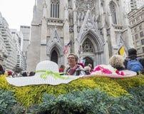 Desfile de Pascua y festival 2018 del capo imagen de archivo