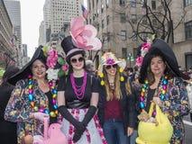 Desfile de Pascua y festival 2018 del capo fotografía de archivo libre de regalías