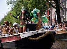 Desfile de Pieremacochel Imagen de archivo