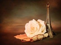 Desfile de Rose y del papel Fotos de archivo