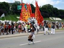 Desfile de Toronto Caribana Fotografía de archivo libre de regalías