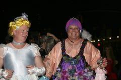 Desfile de Víspera de Todos los Santos Imagen de archivo libre de regalías