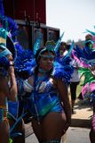 Desfile del Caribe 2018 de Baltimore foto de archivo