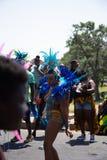 Desfile del Caribe 2018 de Baltimore Imagen de archivo