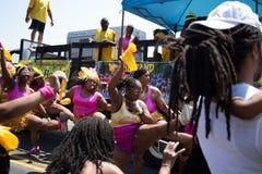 Desfile del Caribe 2018 de Baltimore fotos de archivo libres de regalías