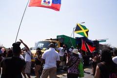 Desfile del Caribe 2018 de Baltimore fotos de archivo