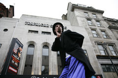 Desfile del día de Año Nuevo en Londres Imagenes de archivo