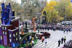 Desfile 2016 del día de la acción de gracias - New York City Imagenes de archivo
