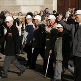 Desfile del día de la conmemoración, 2012 Imagenes de archivo