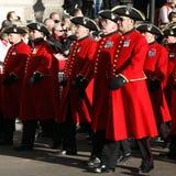 Desfile del día de la conmemoración, 2012 Imagen de archivo libre de regalías