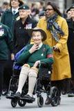 2015, desfile del día de la conmemoración, Londres Fotografía de archivo libre de regalías