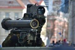Desfile 2017 del Día de la Independencia de Estonia Fotos de archivo