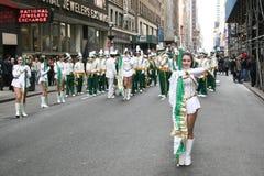 Desfile del día de Patricks del santo Fotos de archivo libres de regalías