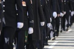 Desfile del día de St Patrick. imágenes de archivo libres de regalías