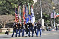 Desfile del día del ` s de St Patrick Fotografía de archivo