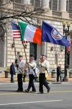 Desfile del día del ` s de St Patrick Foto de archivo libre de regalías
