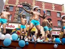 Desfile del orgullo de Toronto Fotos de archivo libres de regalías