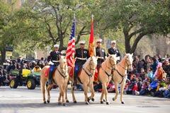 Desfile del rodeo Imagen de archivo