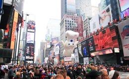 Desfile el 26 de noviembre de 2009 del día de la acción de gracias de Macy Imagen de archivo
