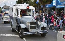 Desfile en Geelong Imagenes de archivo