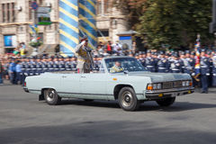 Desfile en Kiev Imagen de archivo