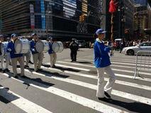 Desfile en New York City, NYC, NY, los E.E.U.U. Fotografía de archivo